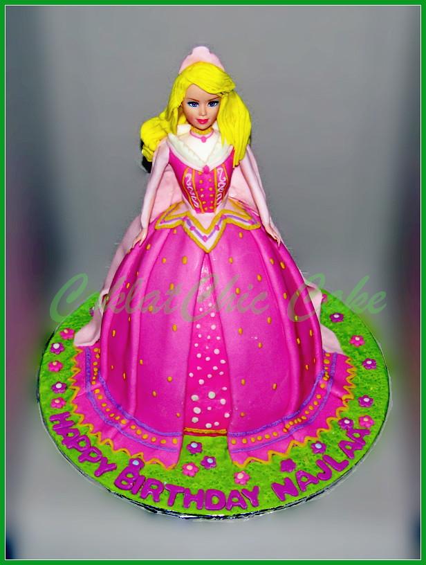 Cake Princes Aurora NAJLAA 15 cm