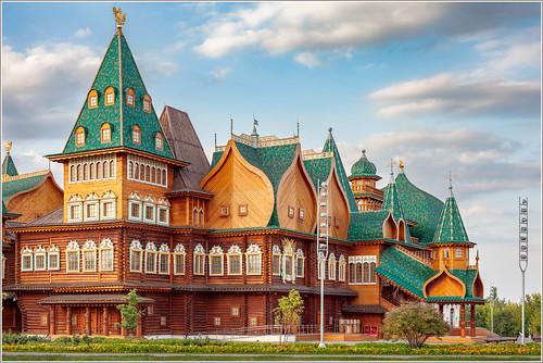 Palace of Tsar Alexei Mikhailovich (Moscow, Russia)