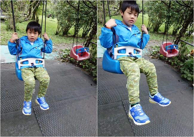 FILA 兒童氣墊慢跑鞋 足弓支撐鞋墊 (7)