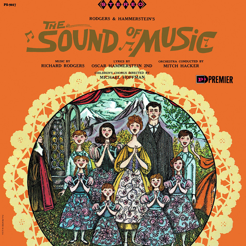 Oscar Hammerstein II, Richard Rodgers - The Sound of Music