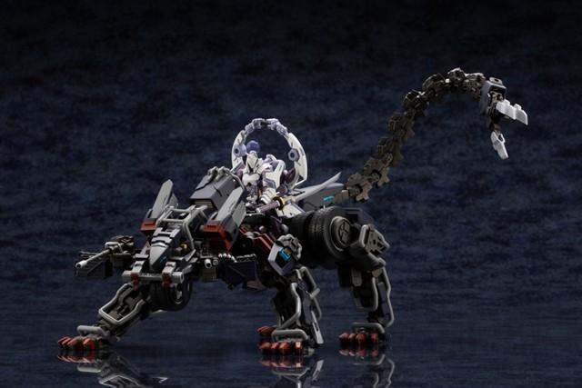 【更新官圖&販售資訊】壽屋《HEXA GEAR 六角機牙》1/24 KIT BLOCK Lord Impulse(ヘキサギア ロード・インパルス)