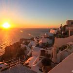 Oia Sunset II