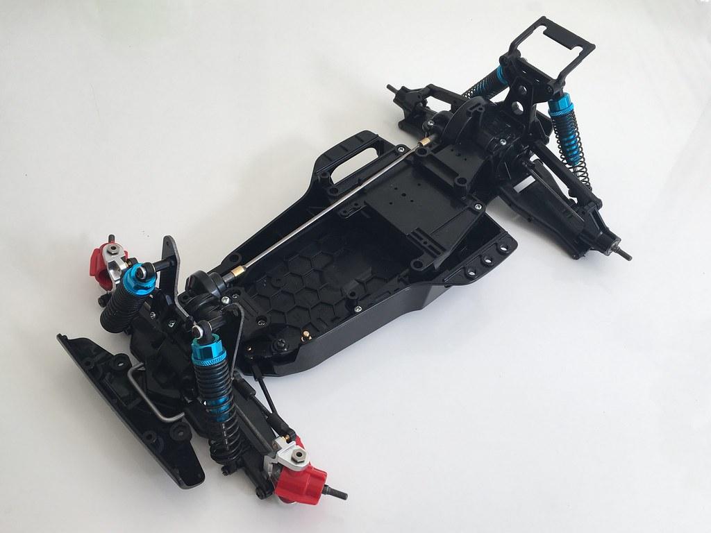 DF-01 Build