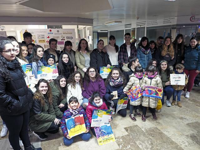 premiados III concurso juvenil de pintura