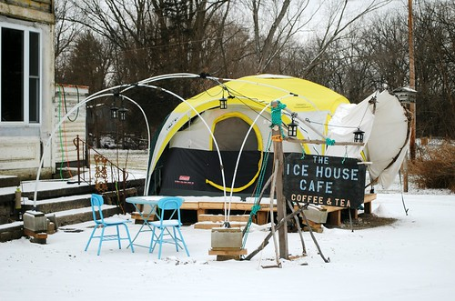 The Ice House Cafe Bassett Wisconsin Cragin Spring Flickr