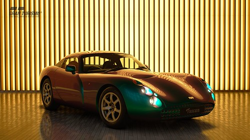 TVR Tuscan Speed 6 '00 (N400)