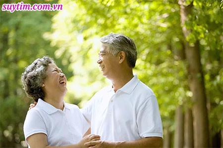 Khi già bị suy tim, sức khỏe chính là điều ước duy nhất của họ