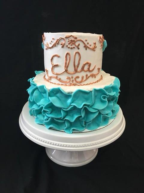 Cake by Banu's Bakery