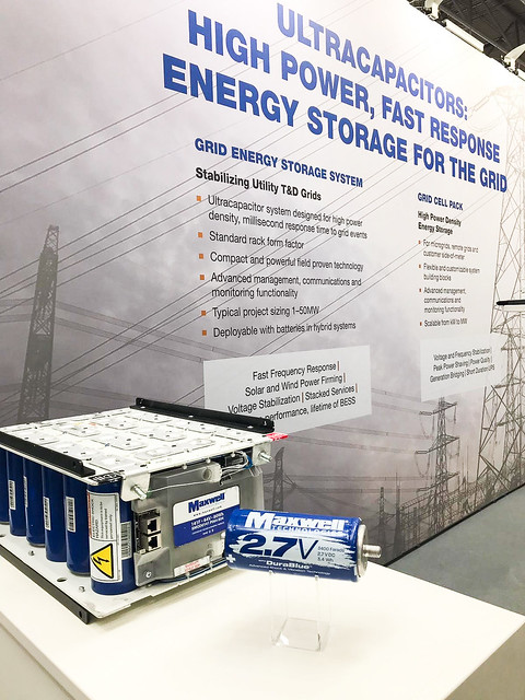Energy Storage Düsseldorf 2019