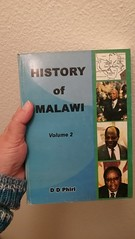 History of Malawi volume 2 by D. D. Phiri