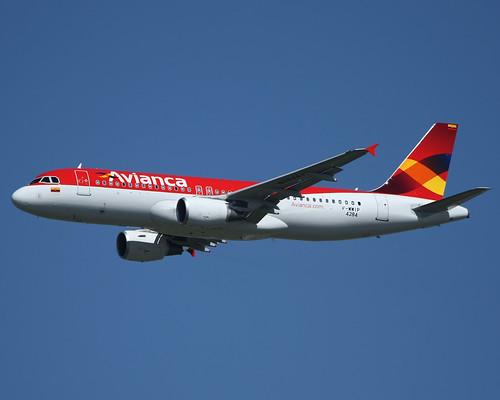 Airlines: Avianca [AV/AVA]