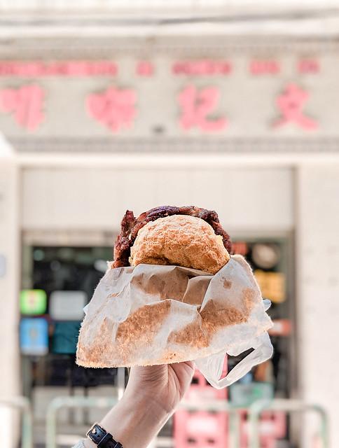 2.Man Kei Eatery (文记咖啡面食)