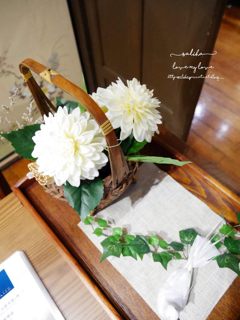 台北古亭站附近不限時日式咖啡廳下午茶推薦雅鴿書院 (16)