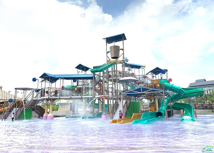 Kids Ahoy at Desaru Waterpark