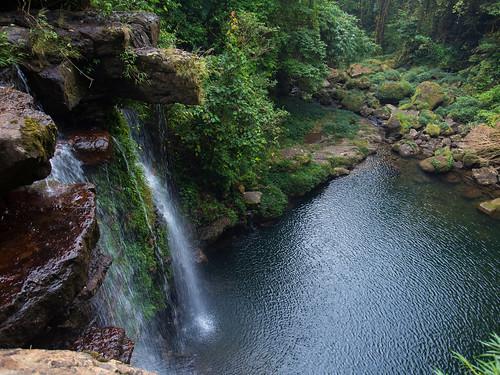mawlynnong-hike-waterfall