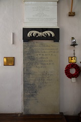 memorials removed from Wattisham church