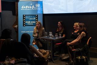 UNIS Vienna Ciné ONU Screening of documentary