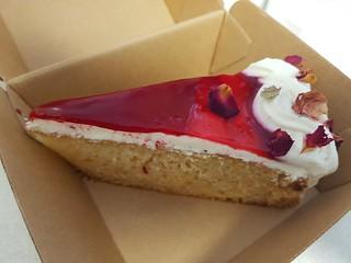 Glazed Berry Cake from Yavanna