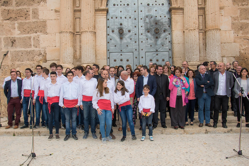 Hispania Nostra's 'Let the bells ring out!' initiative 2018