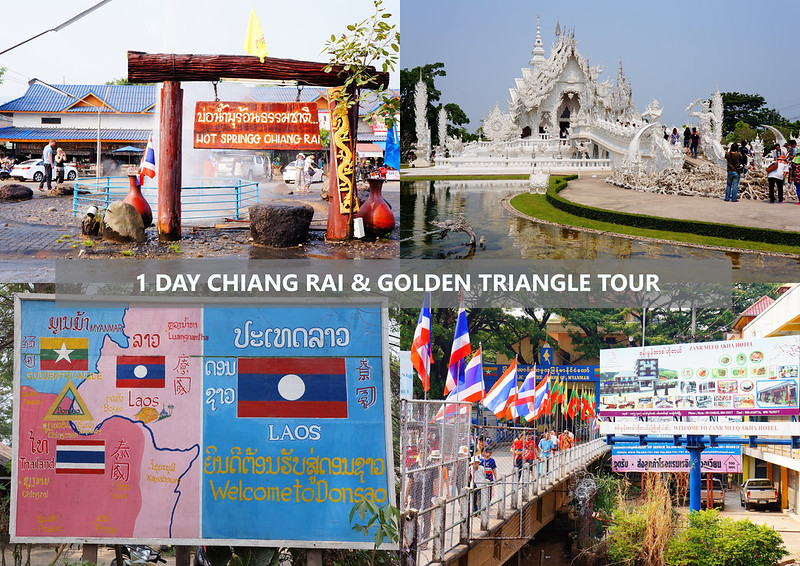 1 Day Chiang Rai & Golden Triangle Tour Cover