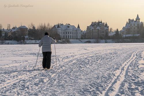 Ski walk