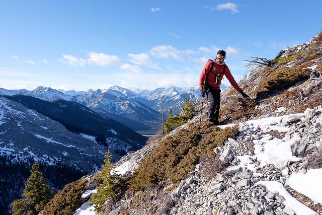 Scrambles - Mt. Baldy - Jan 2019-5