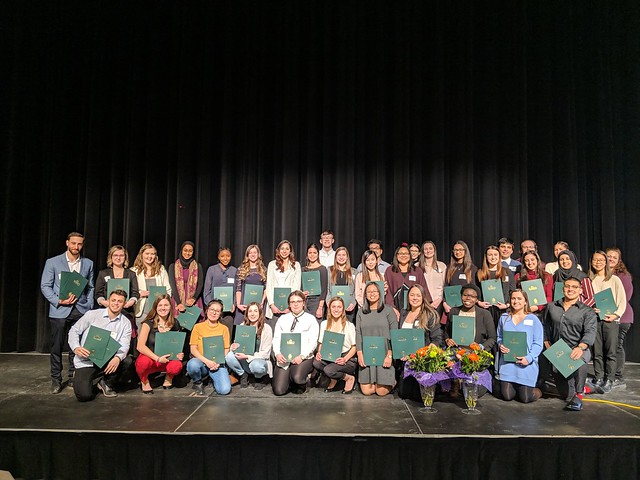 2019 Student Awards Ceremony