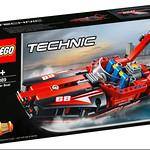 LEGO Technic 42089 Power Boat