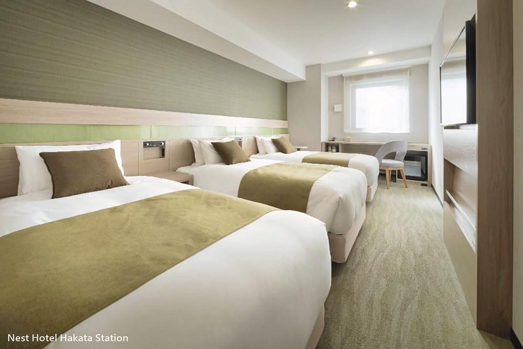 2020 Fukuoka NMew Hotels