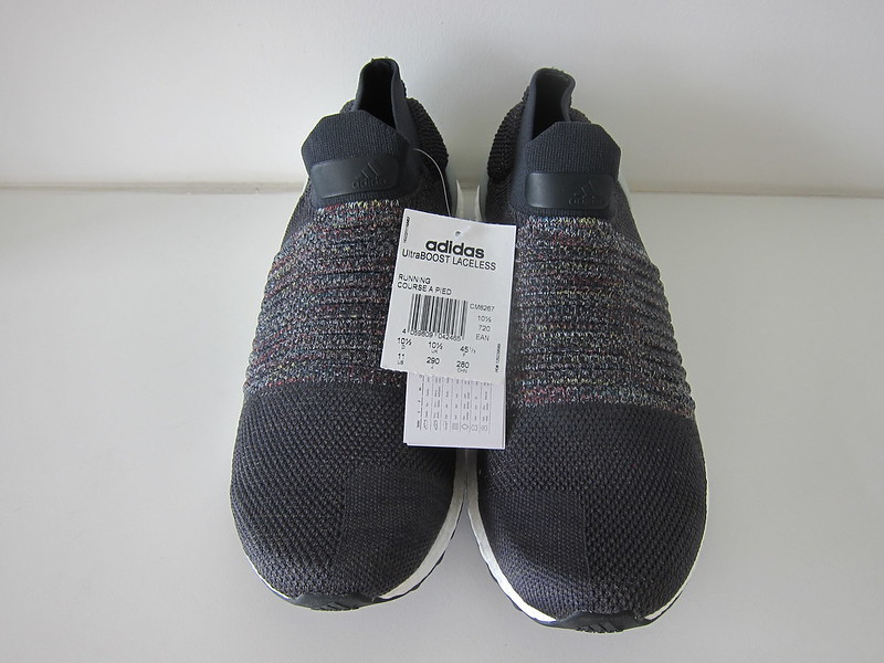 Adidas Ultra Boost Laceless - Front