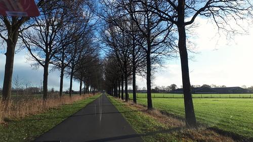 Donkerseweg, Zuidhorn.