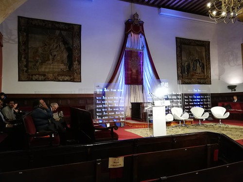 Conversaciones en el 40 aniversario de la Constitución Española