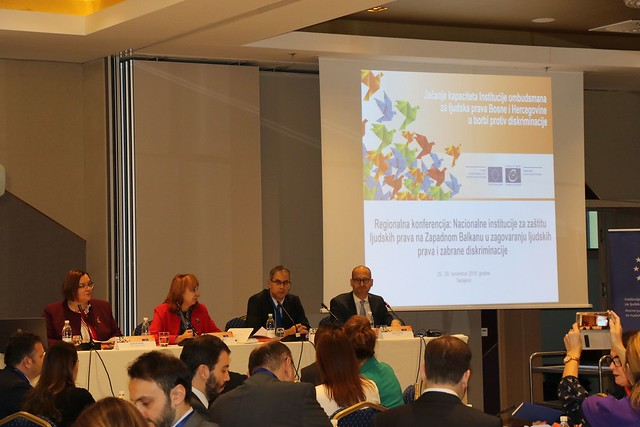 BOSNIA AND HERZEGOVINA: Advocacy for human rights and non-discrimination by national human rights institutions in the Western Balkans