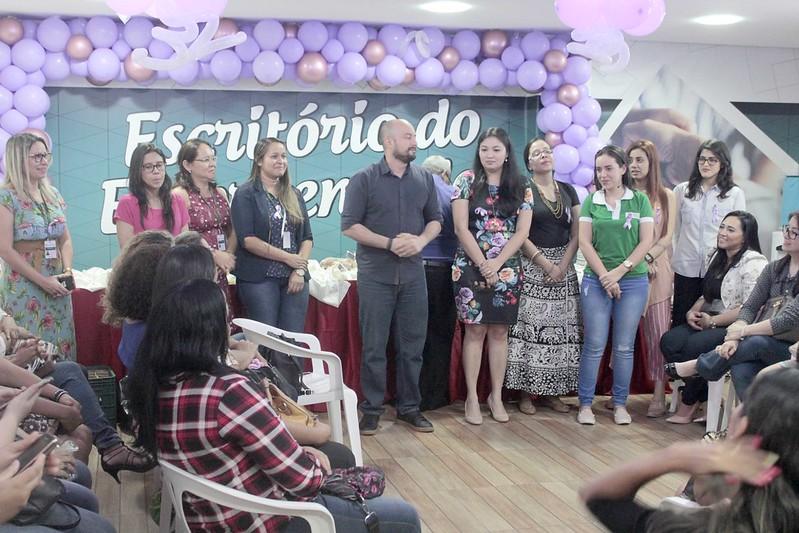 15.03.19.Elas empreendem Work Café apresenta experiências no empreendedorismo para mulheres.