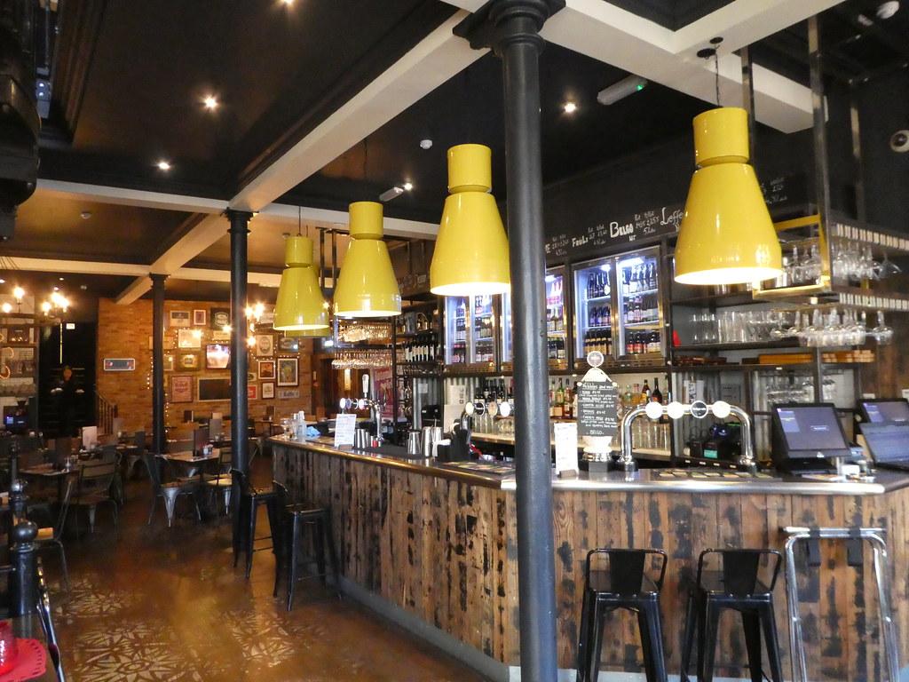 Belgo restaurant, Nottingham