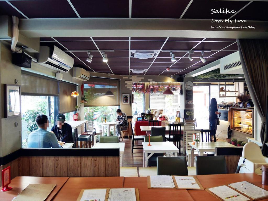 台北行天宮站附近餐廳美食咖啡館早午餐推薦遇見美好下午茶蛋糕 (5)