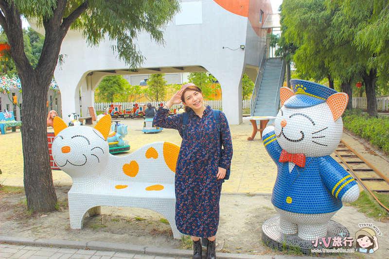 台灣觀巴 嘉義一日遊 板陶窯交趾剪黏工藝園區