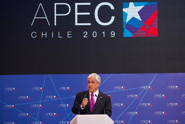 Lanzamiento año APEC Chile 2019