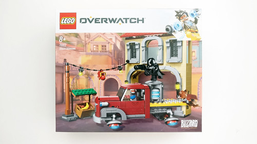 LEGO Overwatch Dorado Showdown (75972)