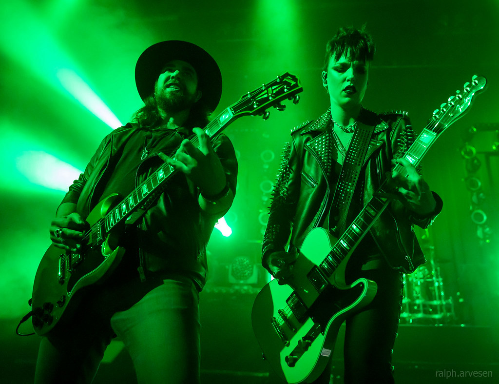 Halestorm | Texas Review | Ralph Arvesen