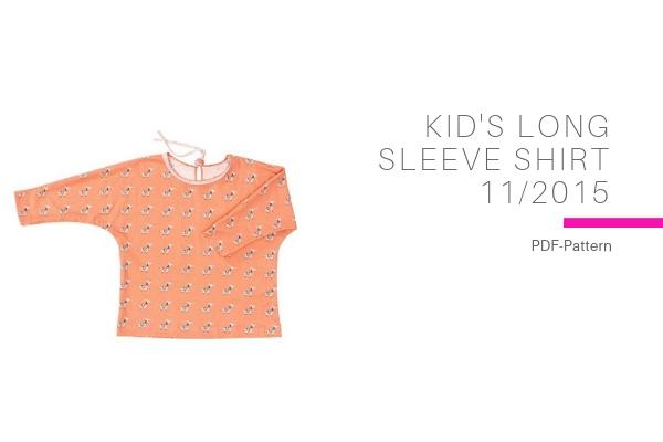 Kids Long Sleece Shirt