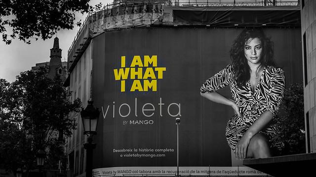 Violeta by mango, Nikon D50, AF Nikkor 50mm f/1.8D