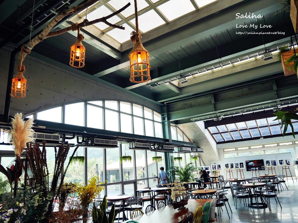 新北深坑老街一日遊景點餐廳美食推薦Arc Cafe不限時玻璃屋咖啡館下午茶 (10)