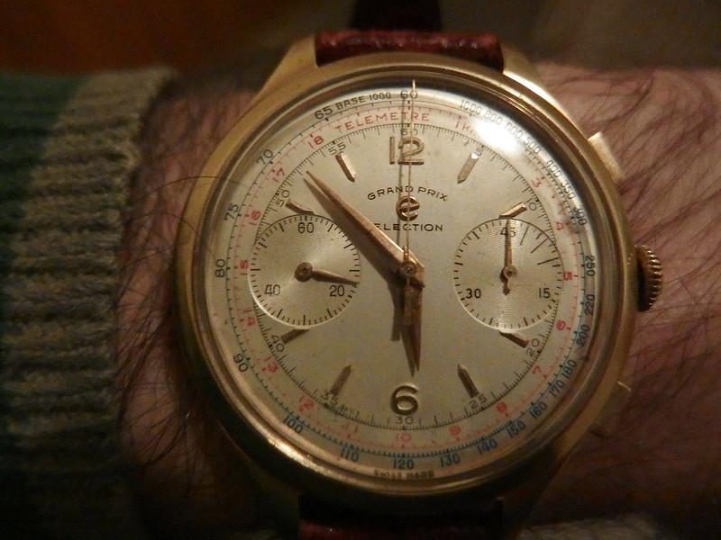 collection - Un autre chrono vintage arrive dans ma collection , l'Election oversize  44909961205_02aa63d75b_c