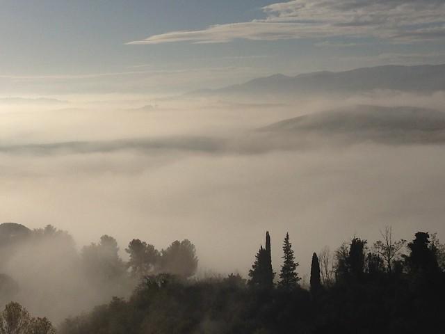 Tuscany hills in november4, Apple iPhone 5c, iPhone 5c back camera 4.12mm f/2.4