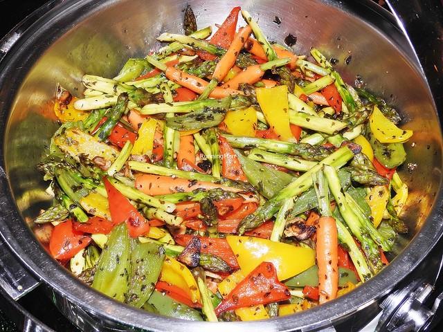Medley Of Festive Vegetables