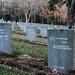 German war graves at Cannock cemetery