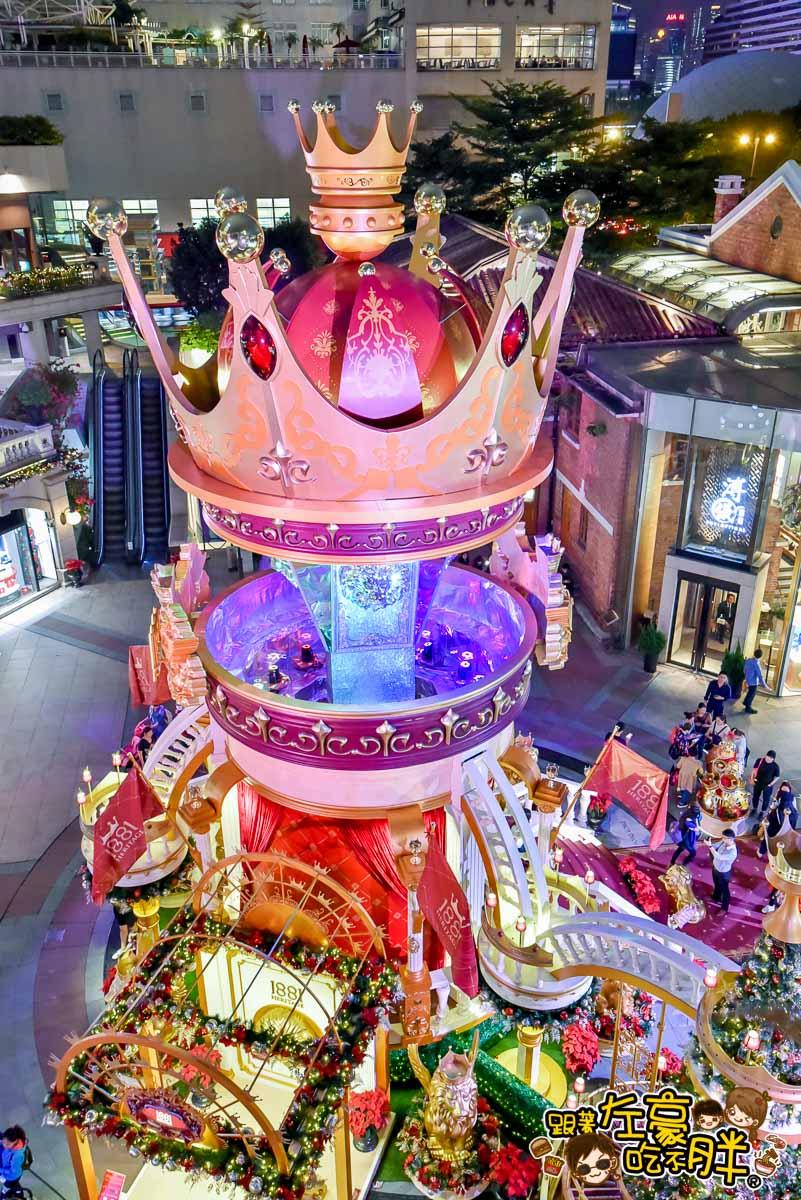 香港聖誕節 尖沙咀海港城聖誕裝飾-59