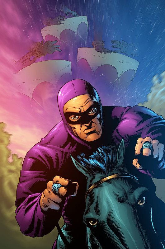 the phantom: generations 01