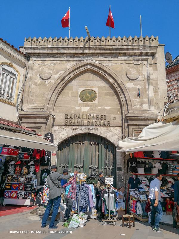 2018 Turkey Istanbul Grand Bazaar 1